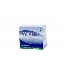 Mioflex 750 Mg 100 Tabletas