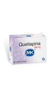 Quetiapina 300 Mg 30 Tbs Mk(M)167400