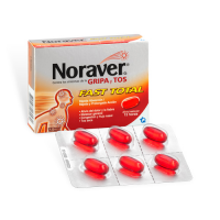 Noraver Gripa Fast Total X 12