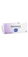 Mirtazapina 30M 30 Mk(A(M)13545(3%+)(Pae