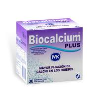 Biocalcium Plus Polvo 30 Sobres Mk